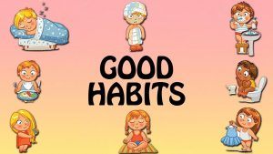 good habits-child